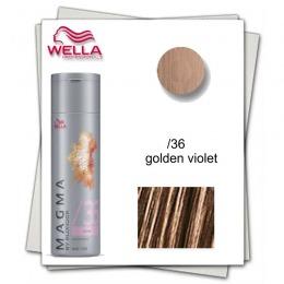 Pudra Nuantatoare pentru Suvite – Wella Professionals Magma by Blondor /36 Pigmented Lightener 120 gr