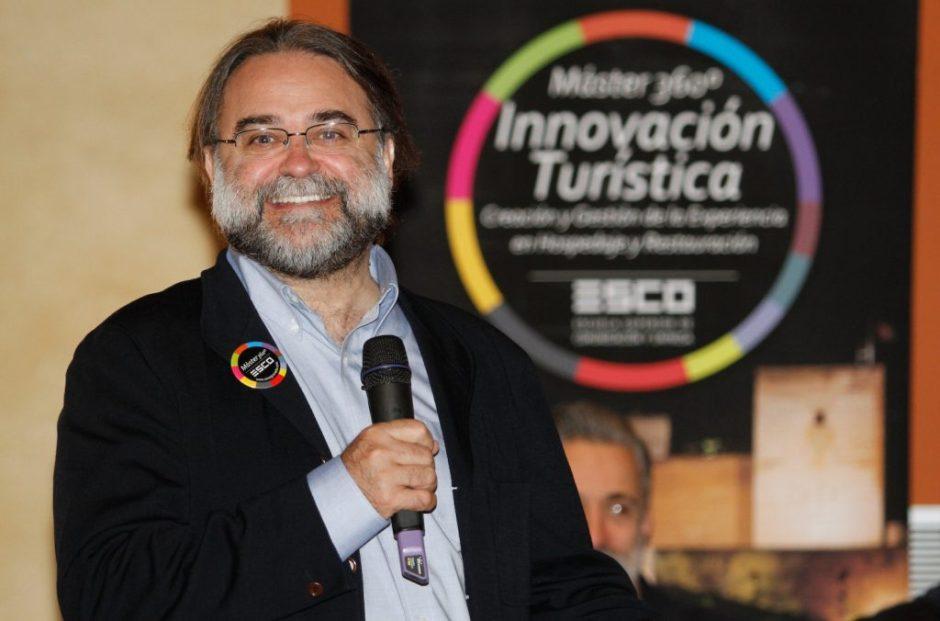 Fernando Gallardo, periodista, conferenciante tendencias e innovación hotelera