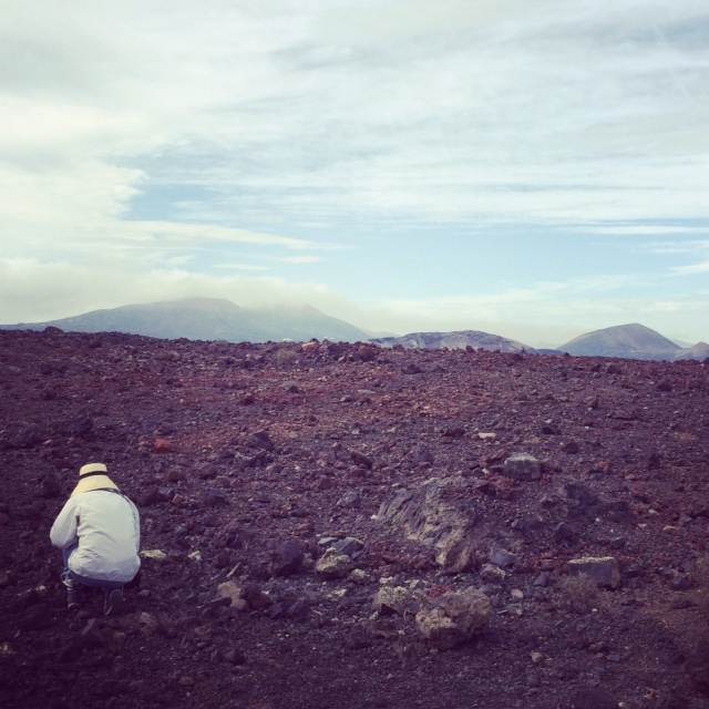 Timanfaya, lava, fuego, volcan, lanzarote