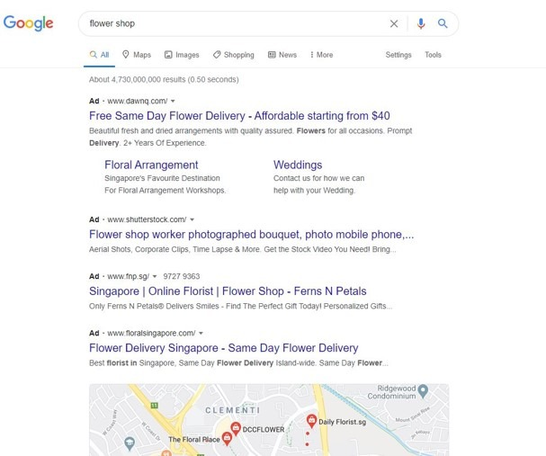 Google Ads - how to succeed -Esther Goh Tok Mui