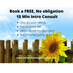 Introduction Consult Esthers Homeopathy Clinic