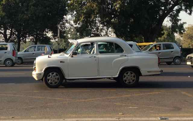 ambassador in delhi