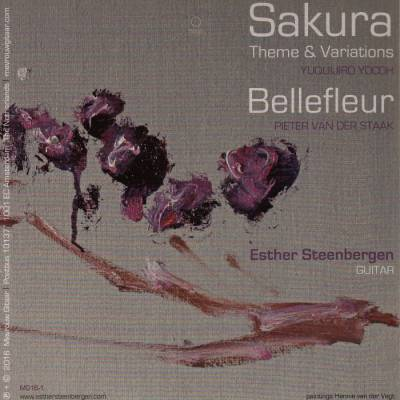 sakura cd esther steenbergen