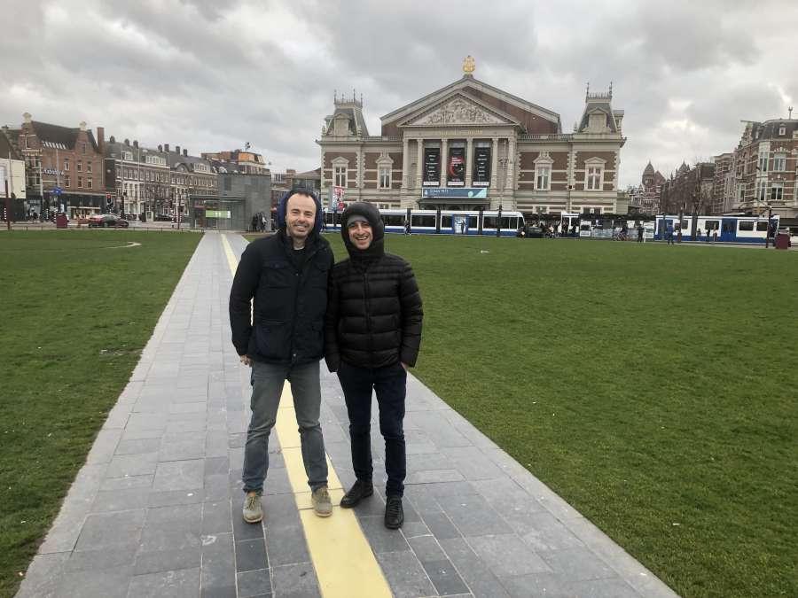 SoloDuo Concertgebouw Museumplein
