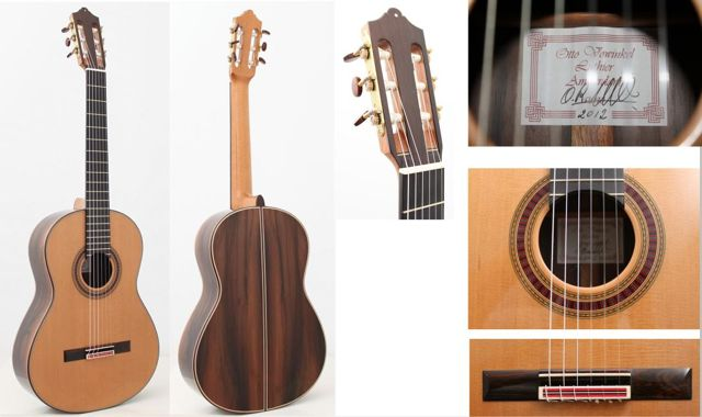 2013 otto vowinkel for Casa luthier barcelona