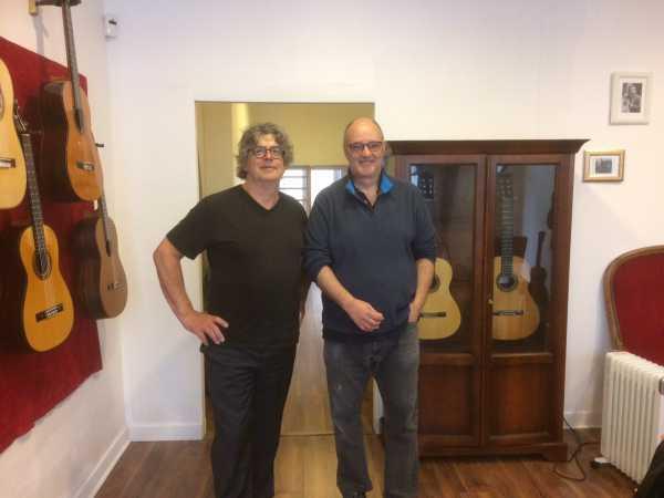Maurice Freton Gallerie des Luthiers