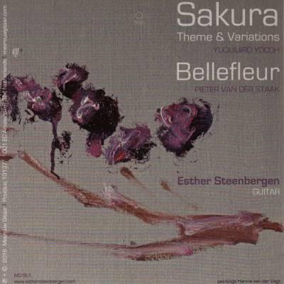 sakura esther steenbergen
