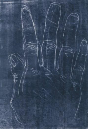 """Esther S White, 293, 2013, 13""""x19"""""""