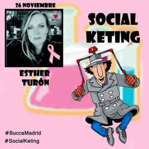 Esther Turón ponente en Socialketing 2