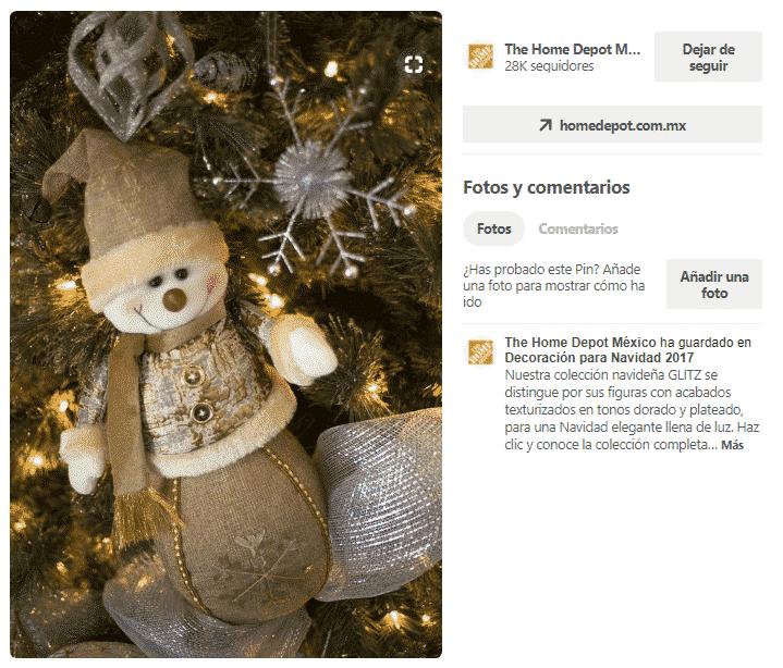 navidad en pinterest: muñeco para adornar árbol de navidad.