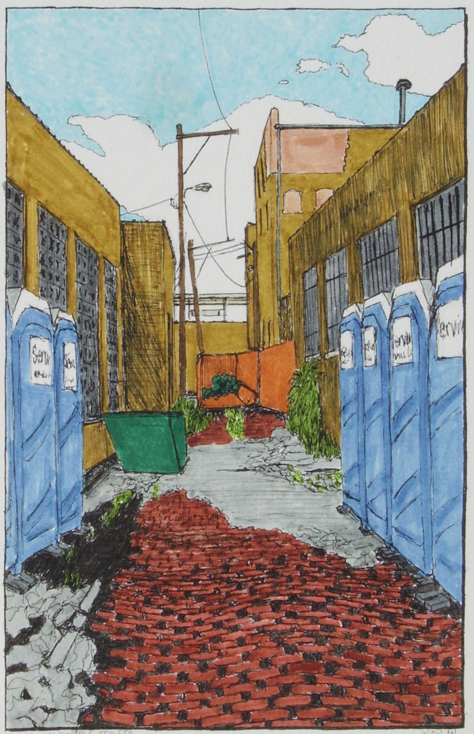 Alley_With_Portable_Toilets