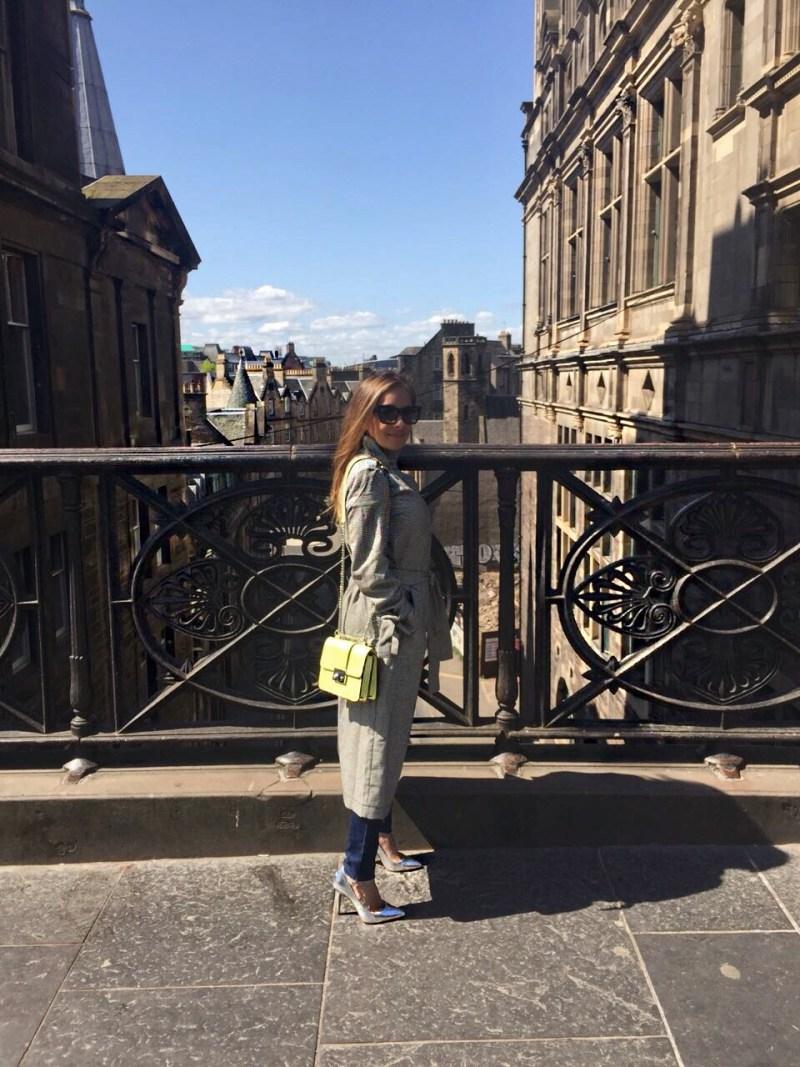 Escócia: 72 Horas em Edimburgo