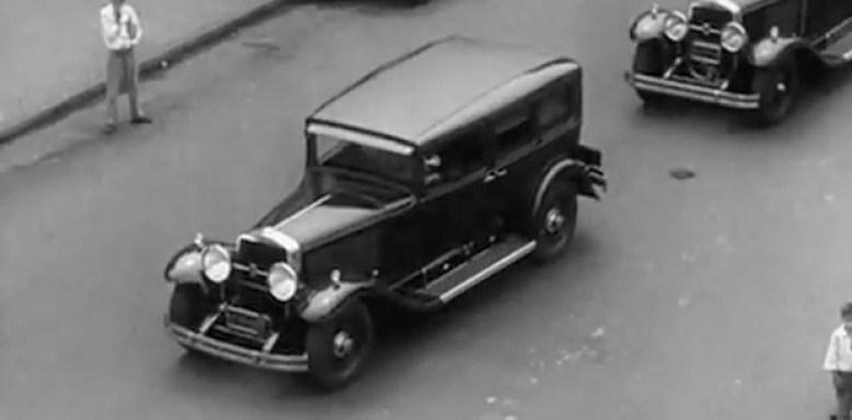 1929 Studebakker President FB little cesar