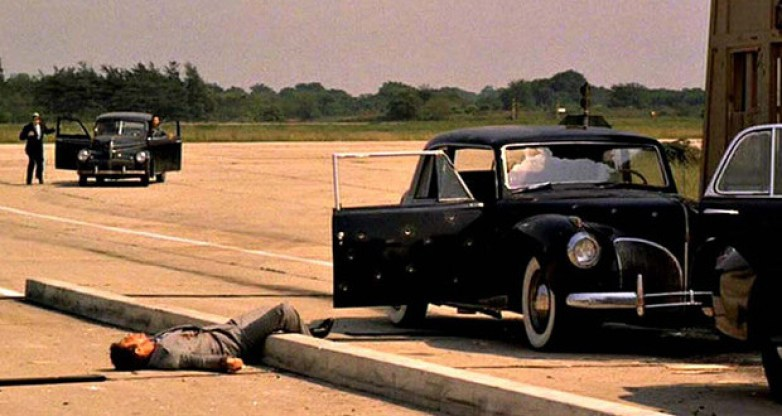 Lincoln Coupe de 1940 The Godfather