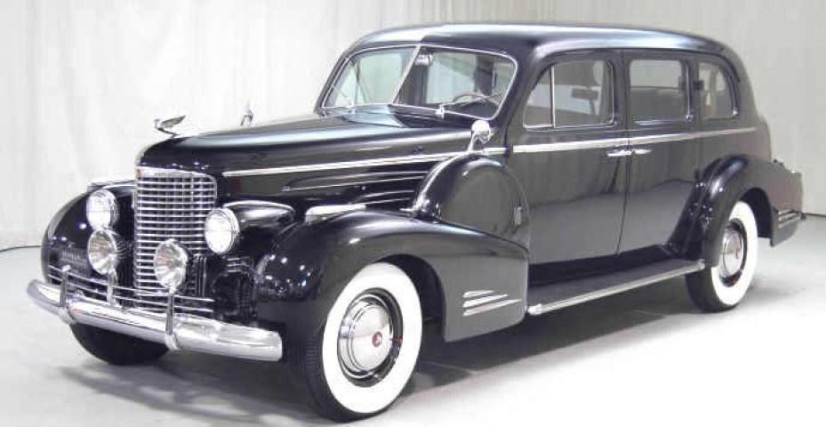 1940 FDR Cadillac