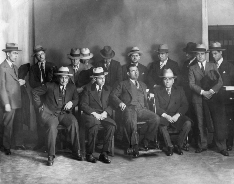 familia mafiosa siciliana