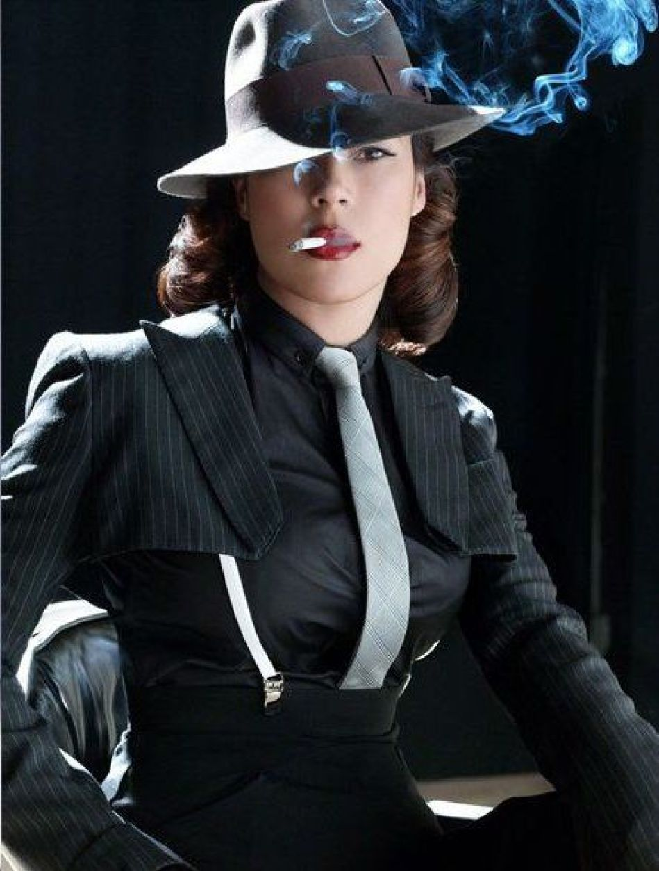 5 fantasia mulher gangster anos 20