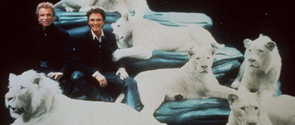 Siegfried e Roy