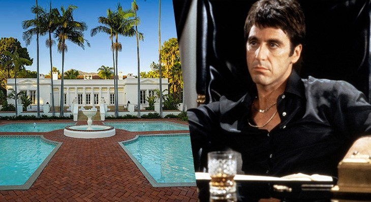 scarface estilo gangster house