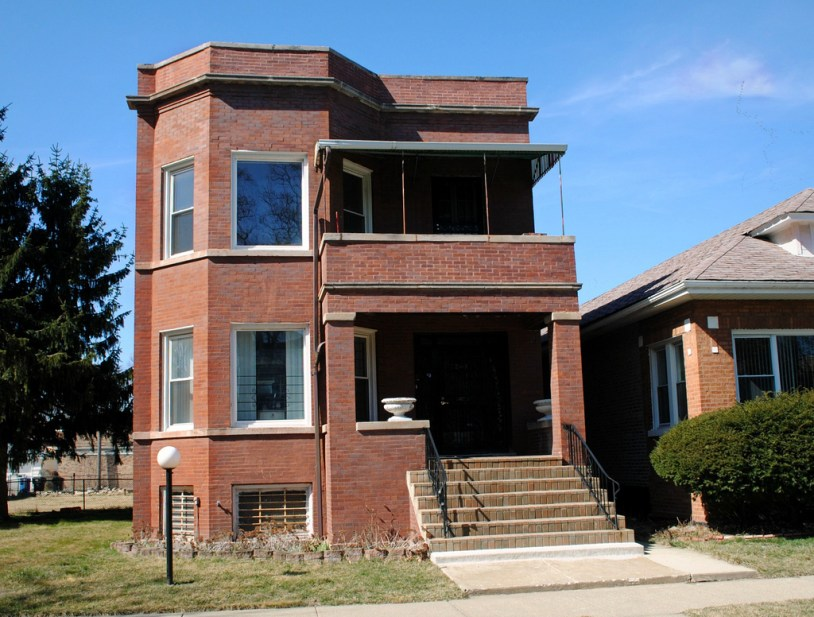 Casa de Al Capone em 7244 Prairie Avenue