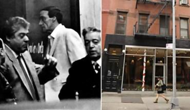 The Ravenite Club 247 Mulberry St Manhattan
