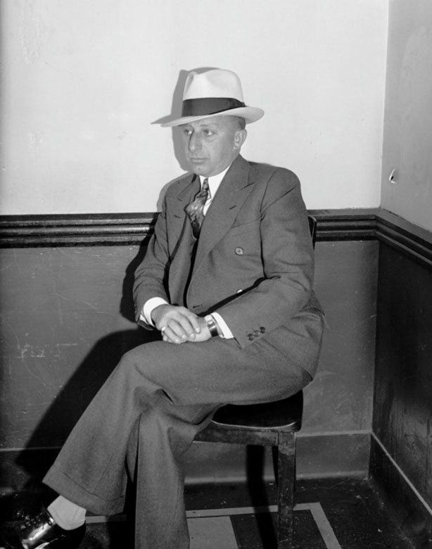 Mobster anthony carfano