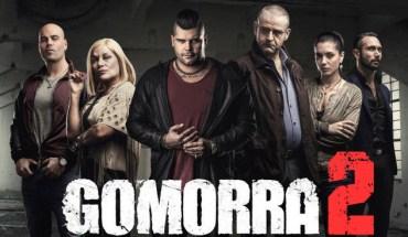 gomorra 2 - nova temporada