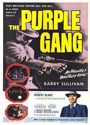 Purple Gang filme