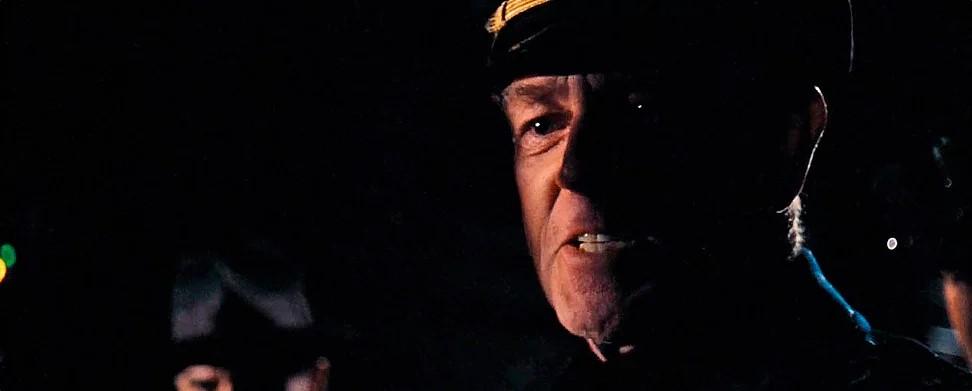 Capitão de Polícia Mark McCluskey – O Poderoso Chefão