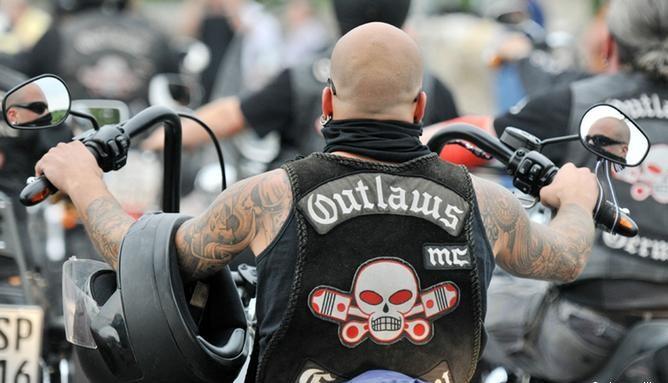 Top 10 Gangues de Motociclistas