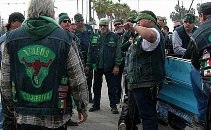 Vagos - Gangues de Motociclistas