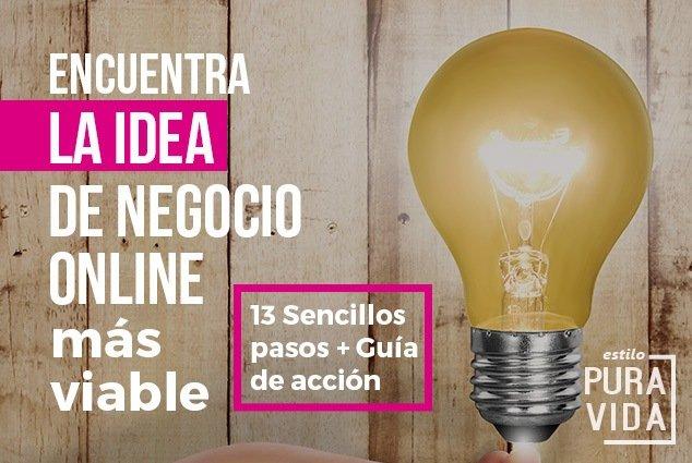 Encuentra la Idea de Negocio Online más Viable