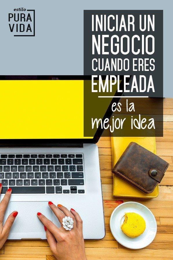 Iniciar un negocio mientras trabajas - es la mejor idea!
