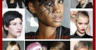 Este verano 2013 los flequillos serán tendencia en peinados y en mil formas difierentes.