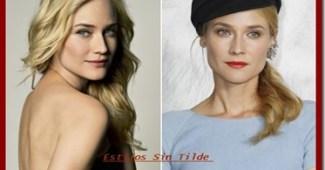 Diane Kruger se convierte en la nueva imagen de Chanel para su colección cosmética.