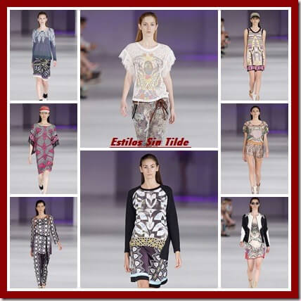 Nueva colección de Custo Barcelona 080 Barcelona Fashion