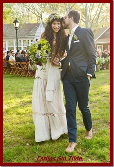 Coronas de flores para tu boda