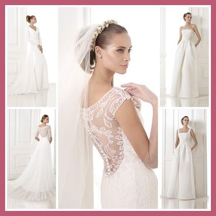 Vestidos novia PRONOVIAS 2015