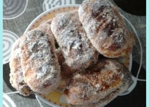 Receta de Xuxos con pan de leche