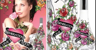 Sorteo de una Fragancia Love Generation Rock de Jeanne Arthes