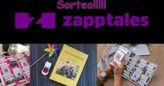 Sorteo de un Libro de fotos y chat de Zapptales