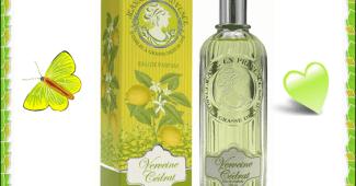 Sorteo de 1 eau de parfum Verveine Cédrat de Jeanne en Provence