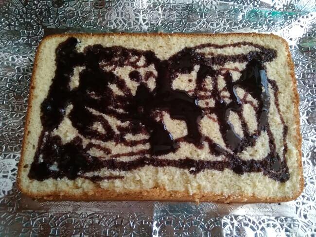 Receta de Tarta de Chocolate