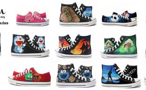Zapatillas Personalizadas con PimPam Creations