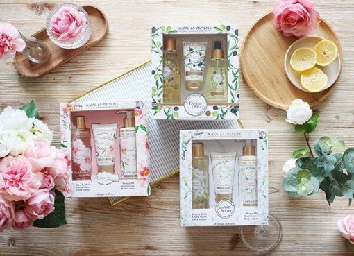 Aromas Naturales para el Día de la Madre con Jeanne En Provence