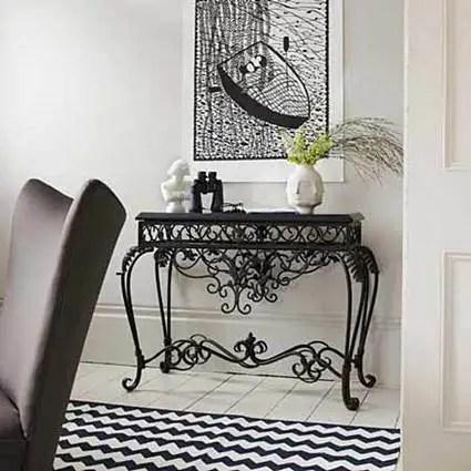 Imaginaenhierro ideas deco en hierro con mucha actitud - Muebles de forja ...