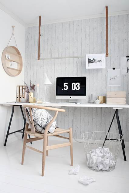 zona de trabajo 9 How to create a workspace at home home design