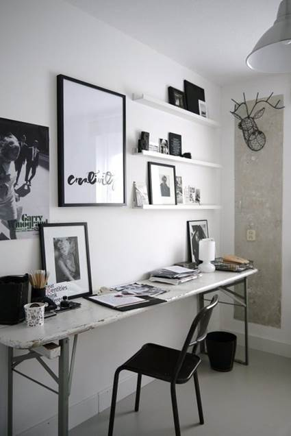 zona de trabajo How to create a workspace at home home design