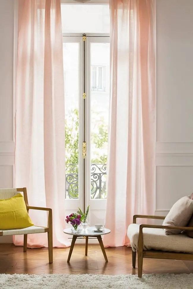 Cómo escoger las mejores cortinas para el salón ... on Tendencias Cortinas Salon 2020  id=54945