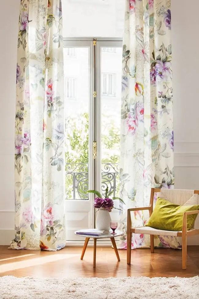 Cómo escoger las mejores cortinas para el salón ... on Tendencias Cortinas Salon 2020  id=17565